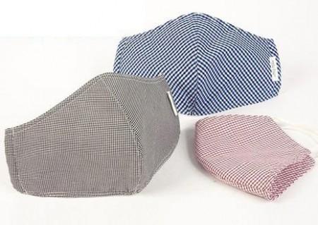 Khẩu trang vải lót lưới