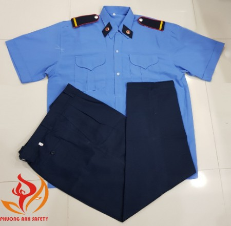 Quần áo bảo vệ cộc tay
