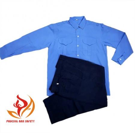 Bộ quần áo bảo vệ dài tay